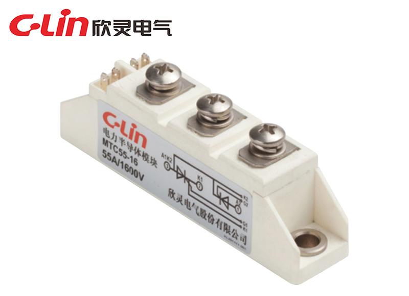 MTC、MTK、MTA、MTX普通晶闸管模块