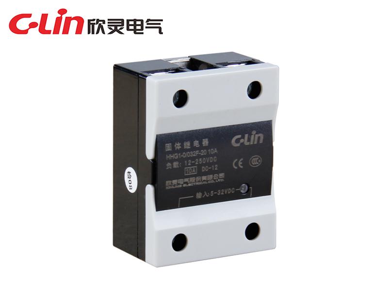 HHG1-0/032F-20(SSR-DD)(改进型)单相固体继电器(直流控制直流)