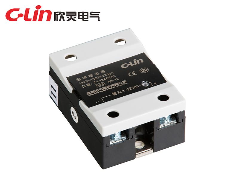 HHG1-1/032F-22 (SSR-DA)(改进型)单相固体继电器( 直流控制交流)