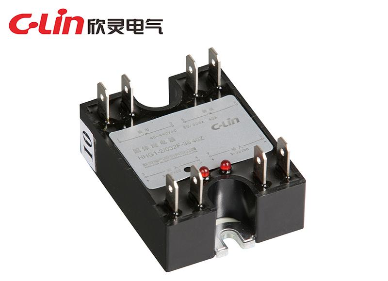 HHG1-2/032F-38 (SSR-DA)双控固体继电器(直流控制交流)