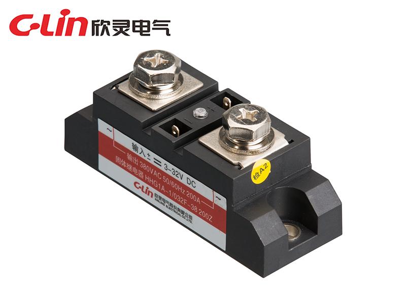 HHG1A-1/032F-38(SSR-DA)工业级固体继电器(直流控制交流)