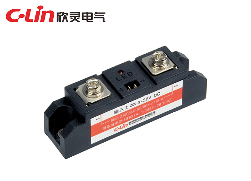 HHG1C-1/032F-120(SSR-DA)工业级固体继电器(直流控制交流)