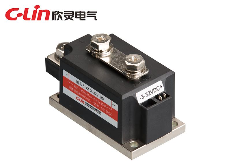 HHG1K-1/032F-120 (SSR-DA) 风冷式工业级固体继电器(直流控制交流)