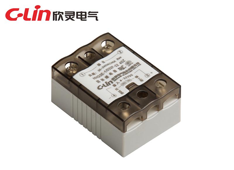 HHG3E-1/250F-38(SSR-AA)单相固体继电器(交流控制交流)