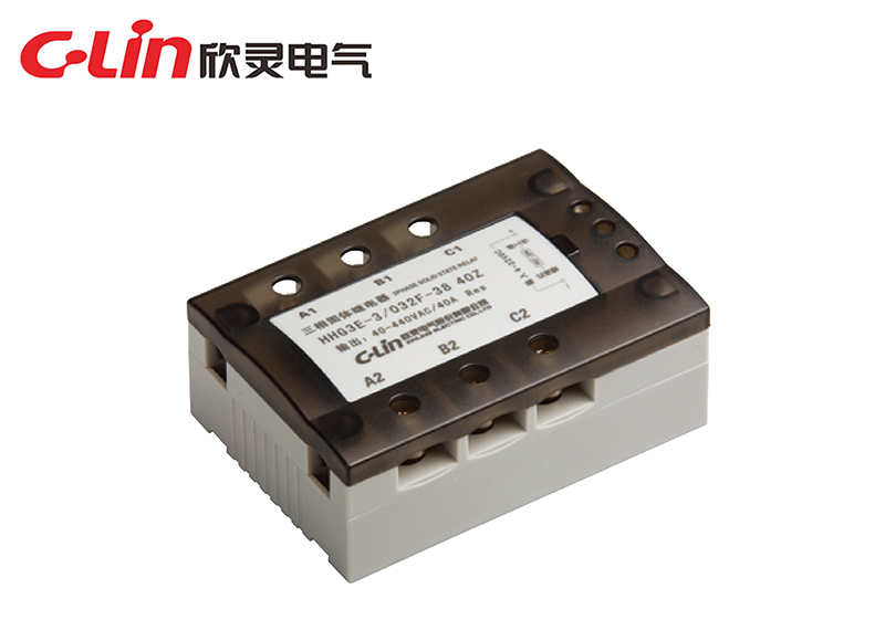 HHG3E-3/250F-38(SSR-AA)三相固体继电器(交流控制交流)