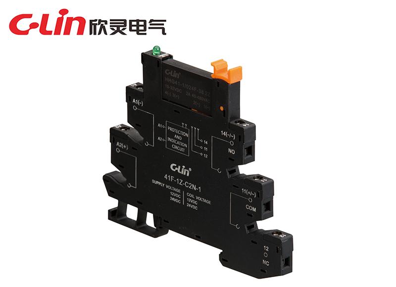 HHG41-0/024F-06(SSR-DD)固体继电器(直流控制直流)
