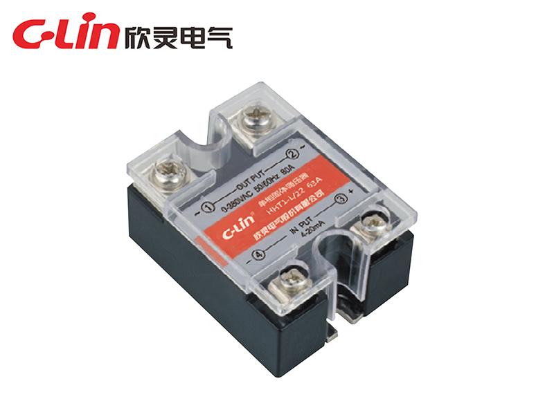 HHT1-L/22、HHT1-L/38(SSR-VA)单相电流型固体调压器