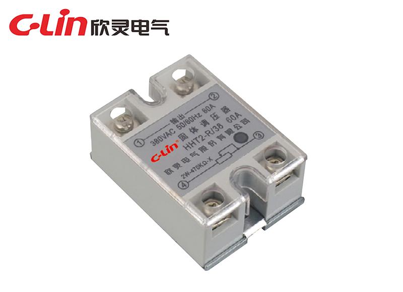 HHT2-R/22、HHT2-R/38(SSR-VA)单相电阻型固体调压器