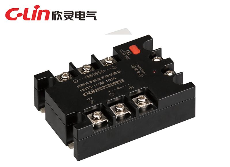HHT3-U/22(SSR-VA)全隔离单相交流调压模块