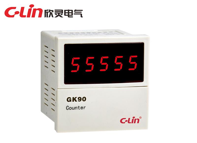 GK90计数继电器