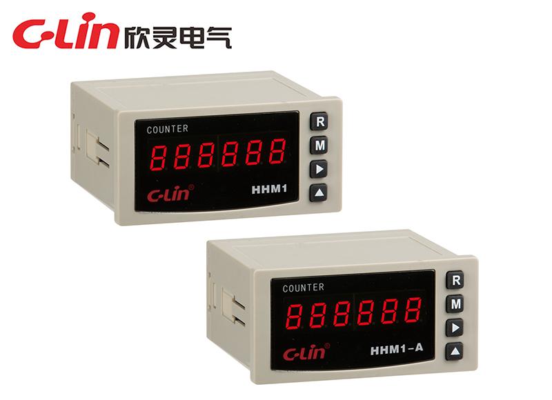 HHM1、HHM1-A(新型)六位计米器/测长仪