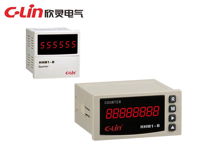 HHM1-D、HHM1-B(新型)计米器