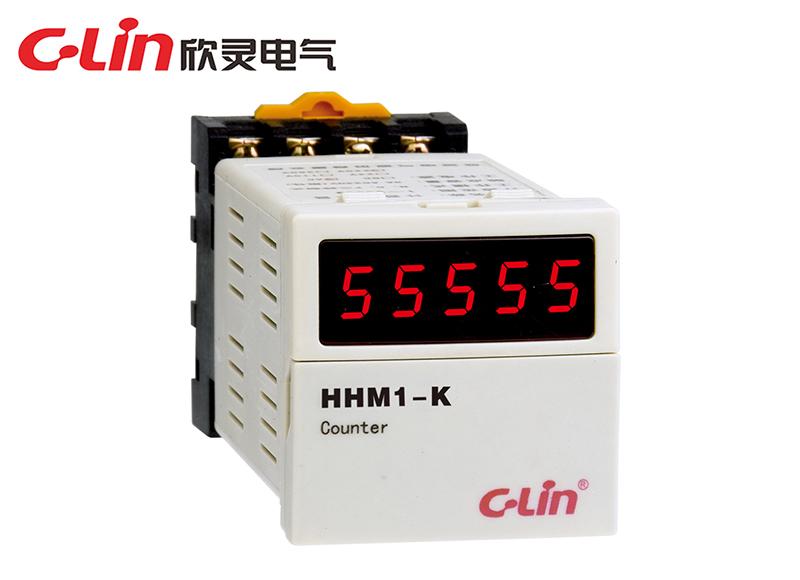 HHM1-K五位计米器/测长仪