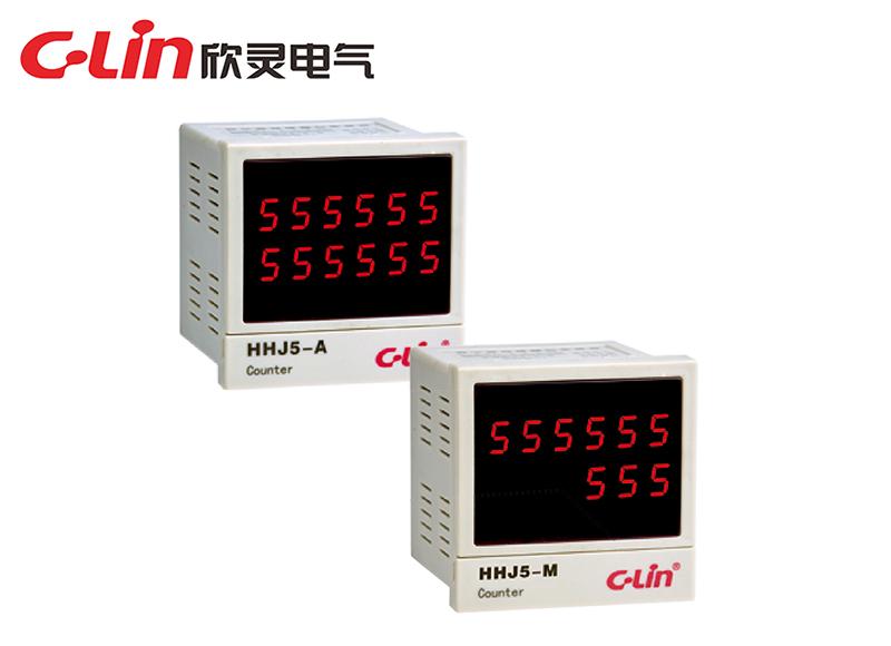 HHJ5-A计数继电器