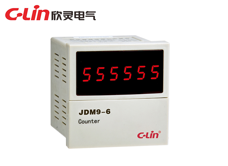 HHJ6-A(JDM9-6)计数继电器