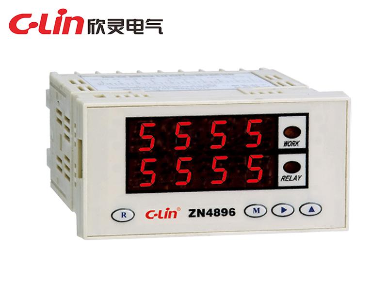 ZN4896多功能继电器/转速/频率表组合