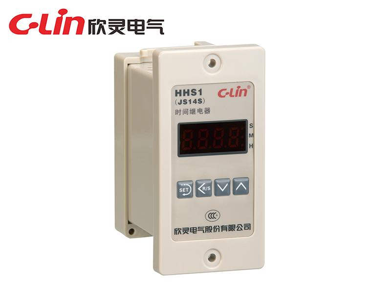 HHS1(JS14S)改进型时间继电器
