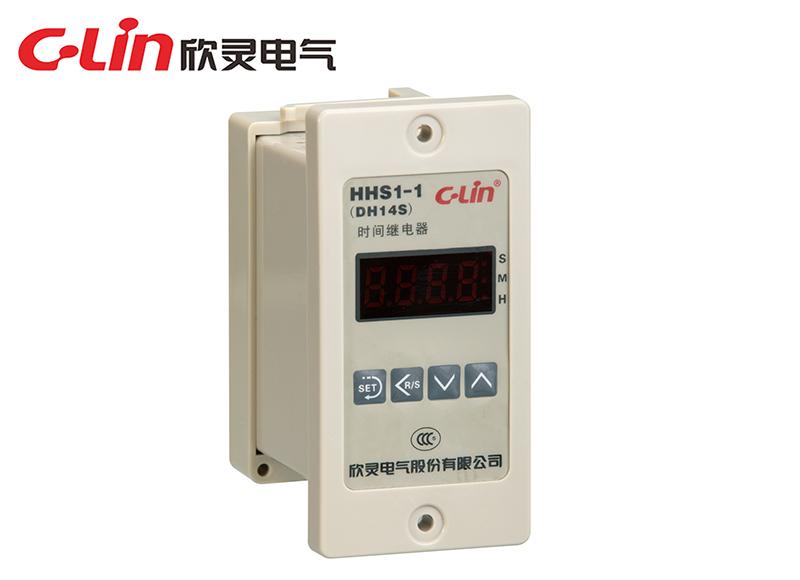 HHS1-1(DH14S)改进型时间继电器