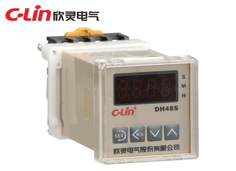 DH48S改进型时间继电器