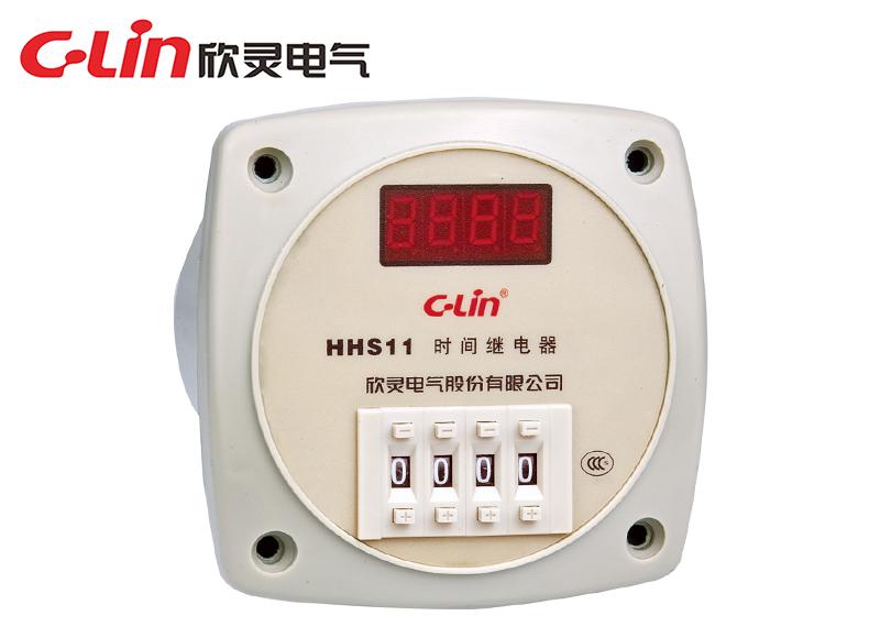 HHS11(JS11S) 时间继电器