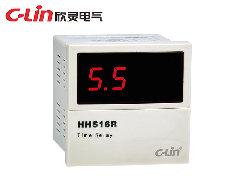 HHS16R 时间继电器