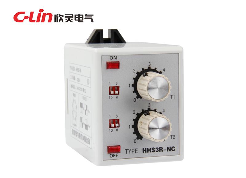 HHS3R-N□时间继电器