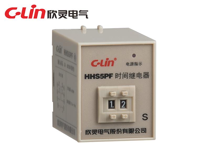 HHS5PF时间继电器