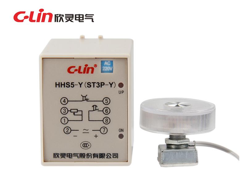 HHS5-Y时间继电器