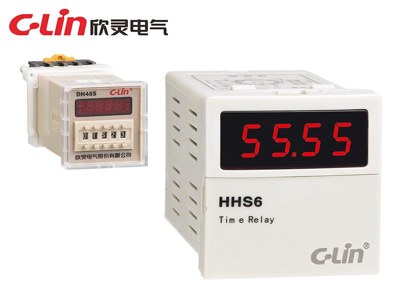 HHS6(DH48) 时间继电器