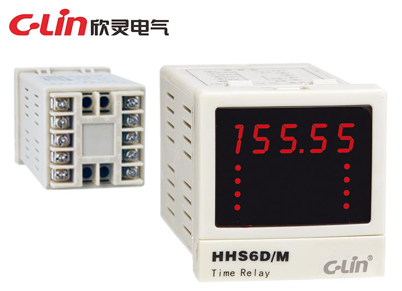 HHS6D/M多回路时间继电器