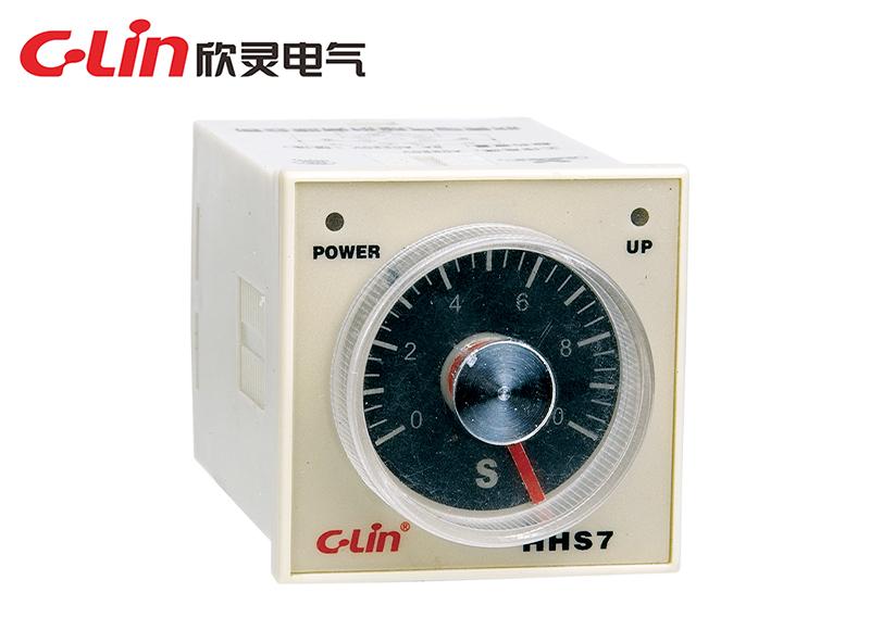 HHS7(JSM8)时间继电器