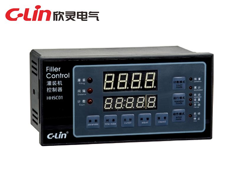 HHSC01可编程灌装机智能控制器