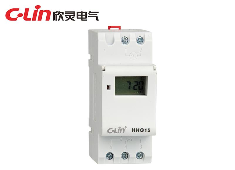 HHQ15(DHC15)时控开关