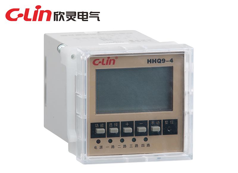 HHQ9-4、HHQ9-6多路时控器