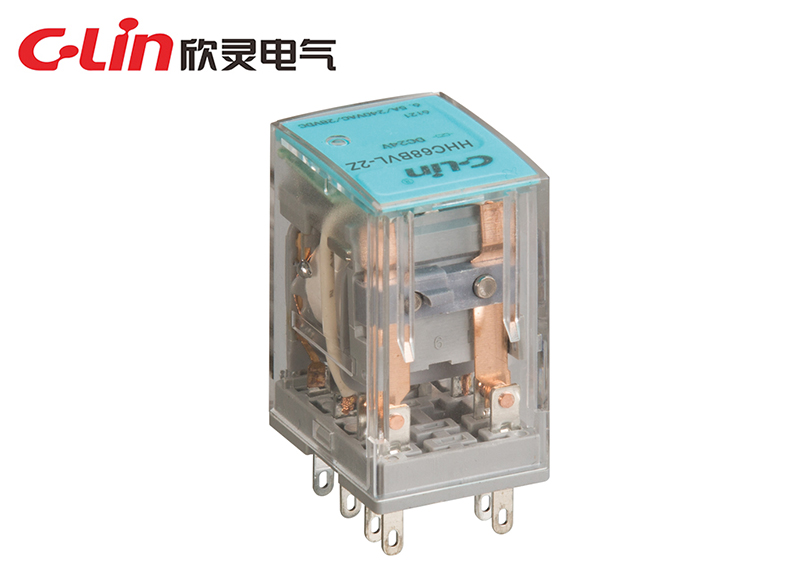 HHC68BVL-2Z (HH52P)小型电磁继电器