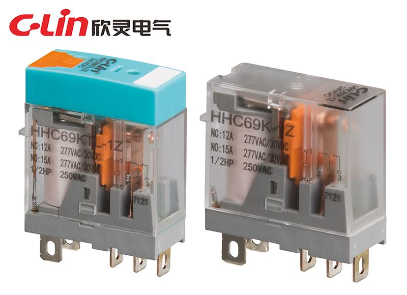 HHC69KTL-1Z、HHC69K-1Z 小型电磁继电器
