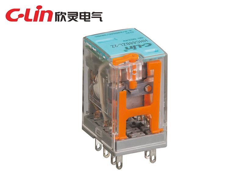 HHC68BZL-2Z (HH52PZ)小型电磁继电器