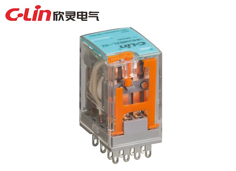 HHC68BZL-4Z (HH54PZ)小型电磁继电器