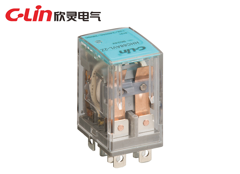 HHC68AVL-2Z (JQX-13F/2Z)小型电磁继电器