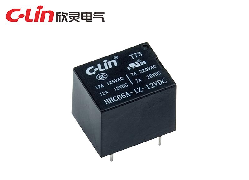 HHC66A(T73)小型电磁继电器