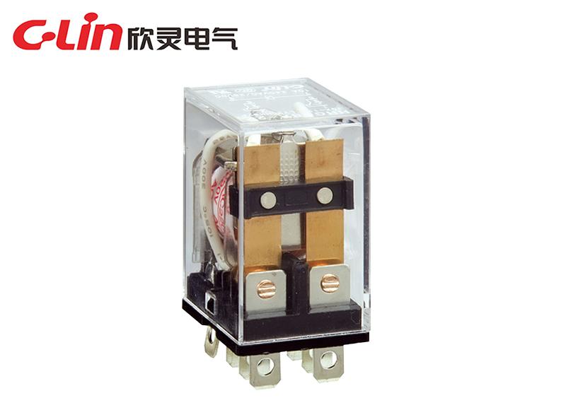 HHC68A-2Z (JQX-13F/2Z,LY2)小型电磁继电器