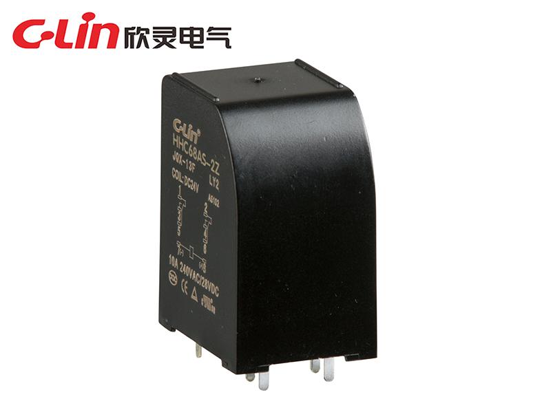 HHC68AS-2Z (JQX-13F/2Z,LY2)密封型电磁继电器