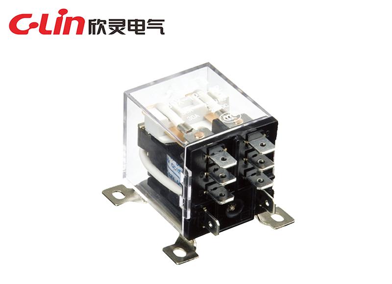 HHC71A1(JQX-12F)大功率电磁继电器