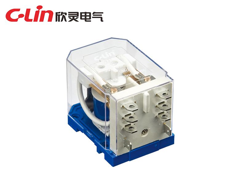 HHC71C-2Z (JQX-40F/2Z)大功率电磁继电器
