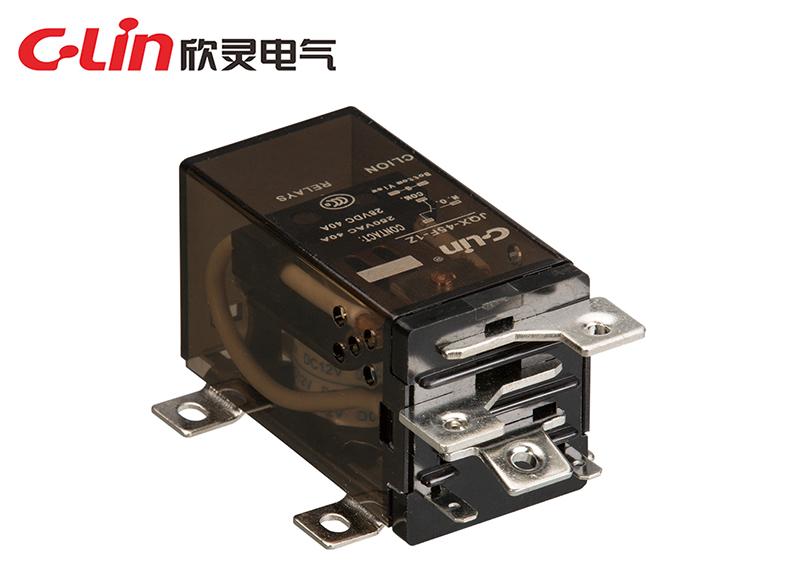 HHC71H-1Z 铁安装板 (JQX-45F/1Z)大功率电磁继电器