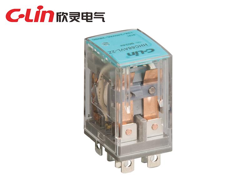 HHC68AL-2Z (JQX-13F/2Z)小型电磁继电器