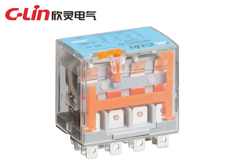 HHC68AZL-4Z (JQX-13F/4Z,LY4)小型电磁继电器