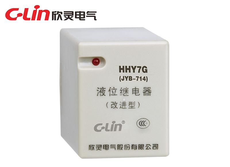 HHY7G/7P(JYB-714供水型/ 排水型)液位继电器