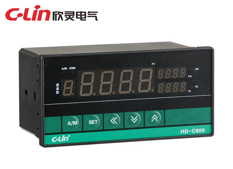 HD-C800系列智能温度巡检仪