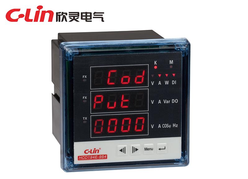 HCD194E-9S4多功能电力仪表